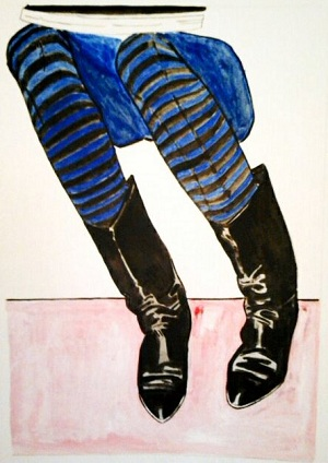 38_Stripes and Boots-2