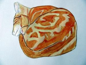 52_Warhol_Cat_acrylic_painting_Fiona van_Brabandt-2